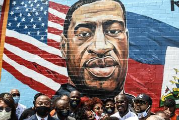 George Floyd's Family Sues City Of Minneapolis & Police Officers Involved In His Death