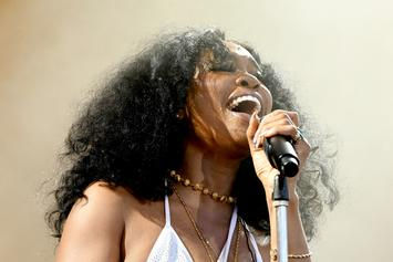 """SZA Puts Rap Skills To The Test In Hilarious Attempt At A """"Jersey Freestyle"""""""