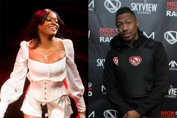 "Azealia Banks Goes Off After Nick Cannon's Firing: ""Dumb Ass Black Man!"""