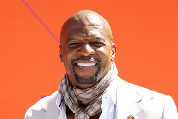 "Terry Crews Says He ""Was Never Afraid Of The KKK"" When He Was Young"
