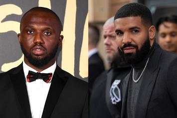 Drake's Collab With UK Drill Rapper Headie One Drops This Week