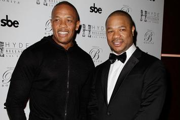 Xzibit & Dr. Dre Cook Up New Music In The Studio
