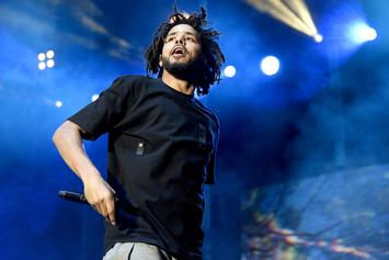 "J. Cole Announces 2 New Singles From ""The Fall Off"""
