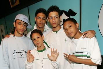 "Bad Boy Records's B5 Singer Says He's ""Never Seen A Penny"" From Album Sales"
