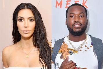 Kim Kardashian & Meek Mill Photo Proves Kanye West Wrong