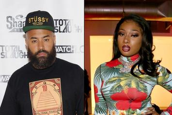 """Ebro Darden Defends Megan Thee Stallion Against Critics: """"I Can't Support Tory"""""""