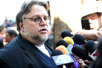 "Guillermo del Toro On Filming During Pandemic & New Film ""Antlers"""