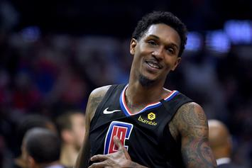 Lou Williams To Face Prolonged Quarantine After Strip Club Visit