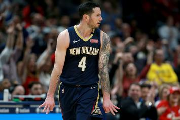 JJ Redick Claims NBA Superstars Were Given Nicer Hotel Rooms