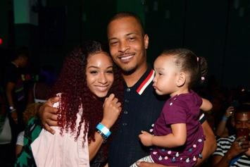 T.I. Calls Out Blog Over Deyjah Harris Report, Shares Texts With Daughter