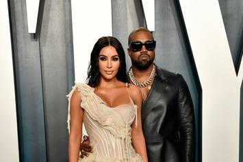 """Kim Kardashian """"Hysterically Crying"""" During Kanye West Reunion In Wyoming: Report"""