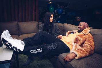 Kanye West & Kim Kardashian No Longer Live Together: Report