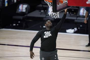 Zion Williamson's Minutes Restriction Explained