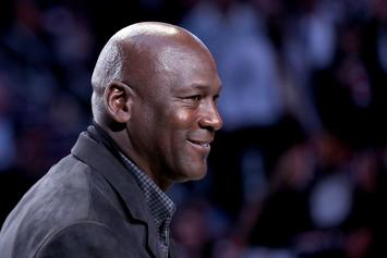 Copy Of Michael Jordan's First NBA Contract Sells For Insane Amount