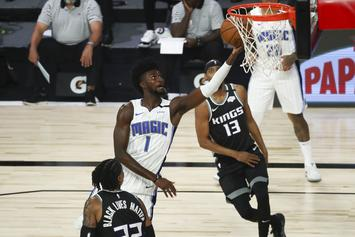 Jonathan Isaac Suffers Devastating ACL Injury