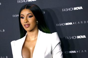 Cardi B Threatens To Beat Up Blogger For Posting A Bad Photo