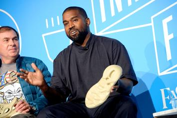 Kanye West Teases Yeezy Collab With Derrick Rose
