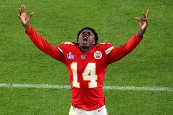 "Sammy Watkins On Taking Salary Cut: ""The Real Fun Is In The Winning"""