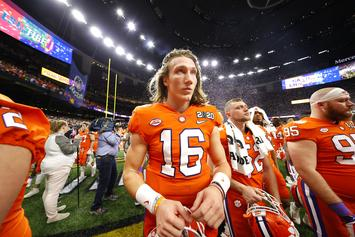 "Trevor Lawrence On College Football Season: ""More Risk If We Don't Play"""