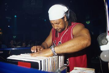 DJ Kool Herc Celebrated On Hip-Hop's 47th Birthday