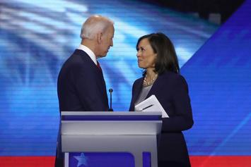 Kamala Harris Chosen As Joe Biden's VP