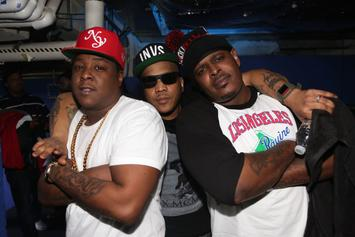 """The LOX Reveals """"Living Off Xperience"""" Release Date & DMX Feature"""
