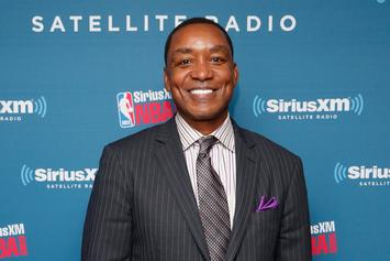 Isiah Thomas To Receive Stolen All-Star Trophy That Was Up For Auction