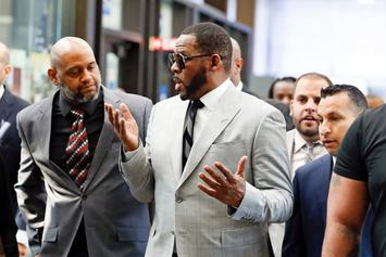 R. Kelly's Manager Charged For Threatening To Shoot Up Movie Theater