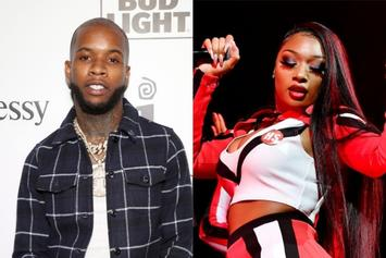 "Celina Powell Slams Megan Thee Stallion Over Tory Lanez: ""Get Your Sh*t Together"""