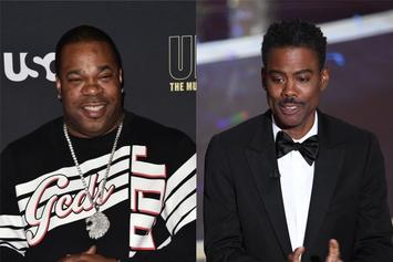 Chris Rock Announces Busta Rhymes' New Album