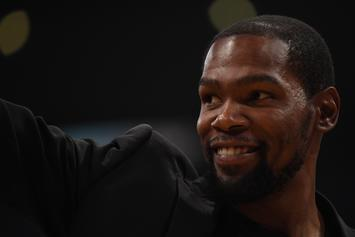 Kevin Durant Justifies His Twitter Use