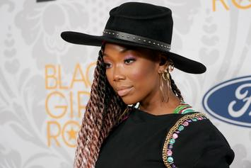 Brandy Talks Depression & Suicidal Thoughts, Daughter Gave Her Hope