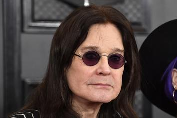 """Ozzy Osbourne Thinks Face Tattoos """"Make You Look Dirty"""""""