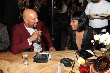 "Tiffany Haddish Says Common Told Her She ""Looks Like A Queen"" Bald"