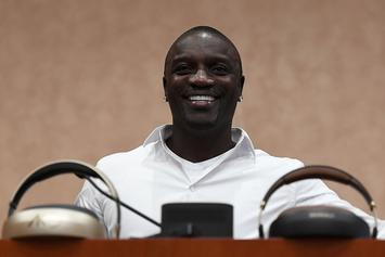 "Akon Didn't Sign Drake Because He Sounded ""Like Eminem"""