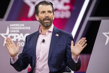 "Donald Trump Jr. Calls For End To Racism, Says George Floyd Murder Is A ""Disgrace"""