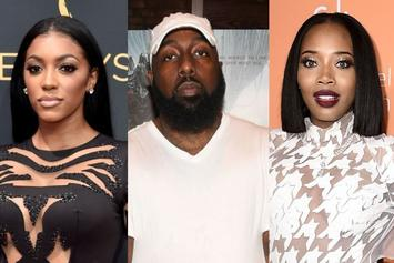 Porsha Williams, Trae Tha Truth, Yandy Smith Arrested Again During Protest