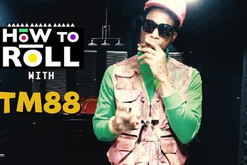 "TM88 Explains Why He Doesn't Smoke Backwoods On ""How To Roll"""