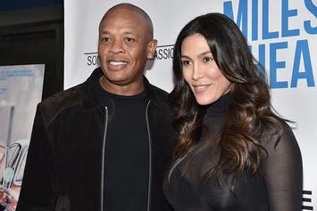 Dr. Dre Calls Out Wife For Holding Possessions Hostage: Report