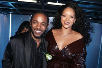 """Kendrick Lamar Sued For Copyright Infringement Over Rihanna-Featured """"Loyalty."""""""