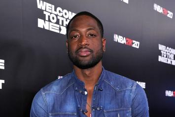 Dwyane Wade Receives Dr. King Tattoo & Fans Aren't Impressed