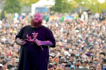 Action Bronson Spits Bars For Funkmaster Flex