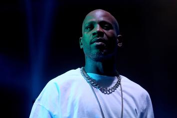 DMX Spits MC Lyte's Bars After Running Into Rapper With Lil Mama