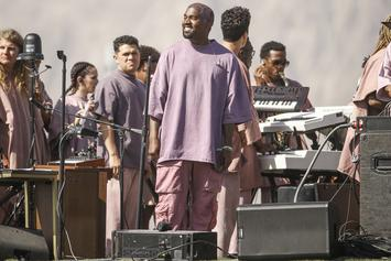 Kanye West Spent $50 Mil Of Yeezy Marketing Budget On Sunday Service
