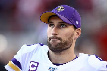 "Vikings Star Kirk Cousins Clarifies COVID-19 ""If I Die, I Die"" Comments"