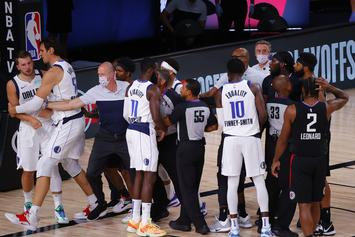 Marcus Morris & Luka Doncic Fined For Game 6 Incidents