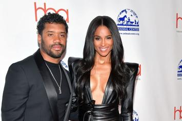 "Russell Wilson & Ciara Show Off Adorable Newborn Win: ""Team No Sleep!"""