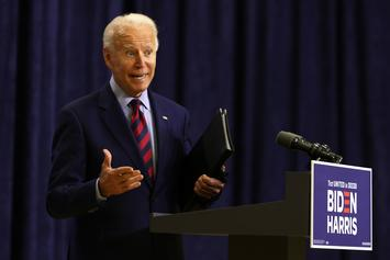 Joe Biden Says A Black Man Invented The Light Bulb, Not Thomas Edison