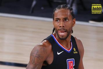 Kawhi Leonard Has An Opportunity To Become One Of The Greats