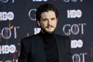 """Game Of Thrones"" Star Kit Harrington Was Told He'd Kill The Night King"